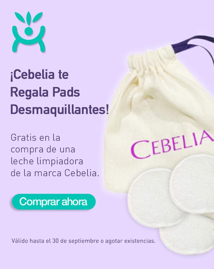 Cebelia - pads septiembre 2021