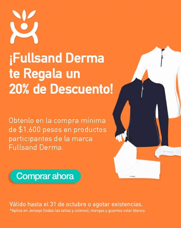 Fullsand Derma - 20% Octubre 2021
