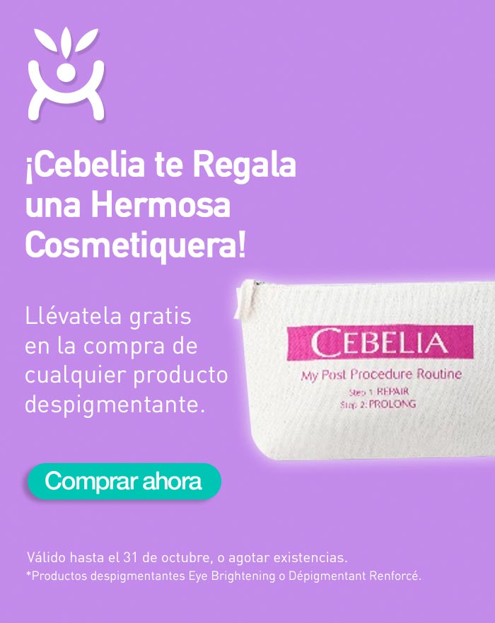 Cebelia - cosmetiquera octubre 2021