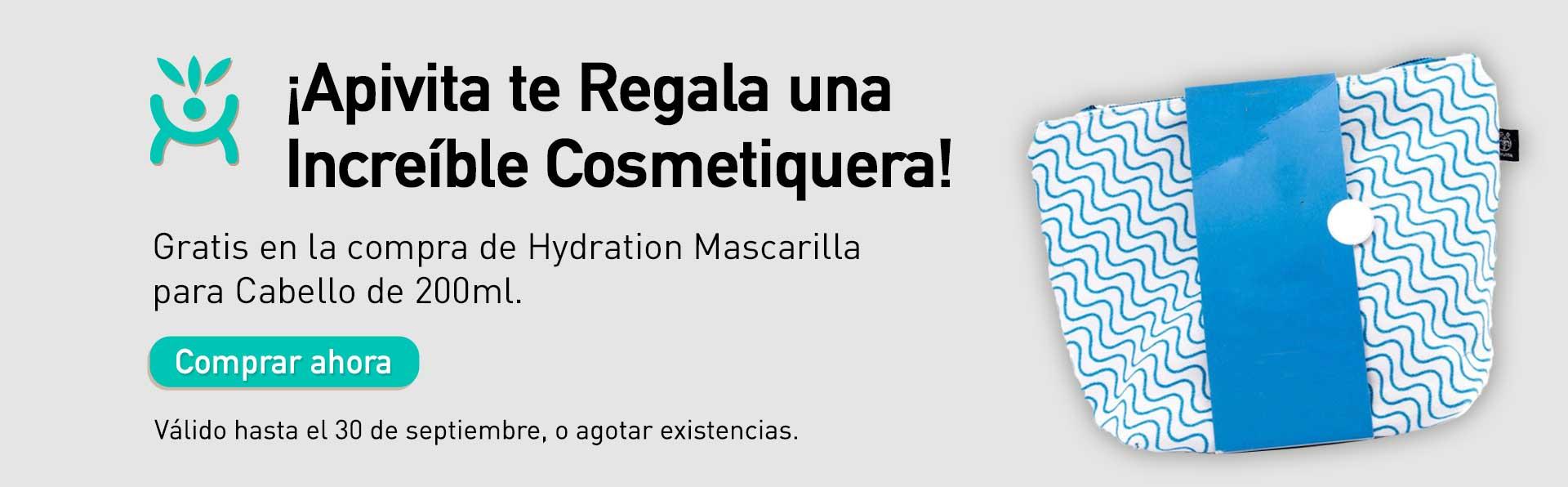 Apivita - Cosmetiquera septiembre 2021