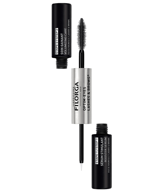 OPTIM EYES LASHES & BROWS 2 X 3.5ml