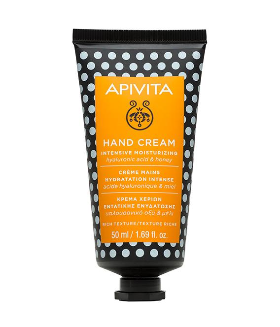 Hand Cream Hidratación Intensiva Crema para Manos