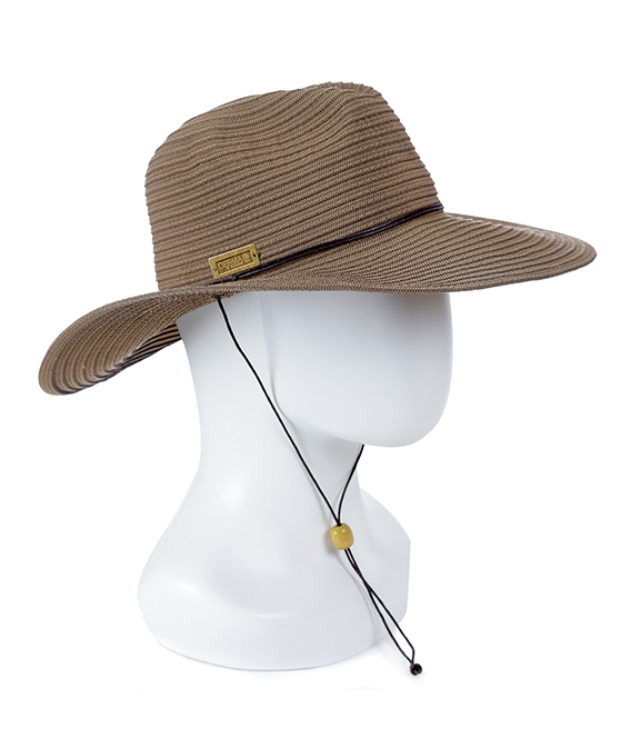 Sombrero Unisex Safari Chocolate
