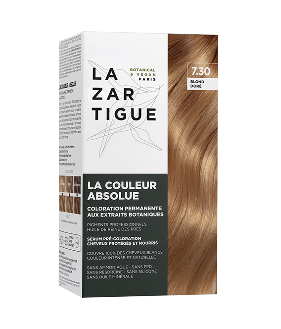 La Couleur Absolue Tinte Natural