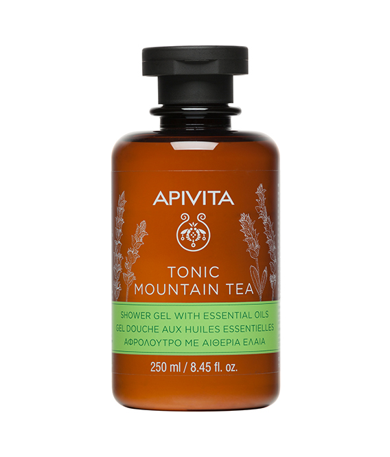 Tonic Mountain Gel de Ducha Tonificante