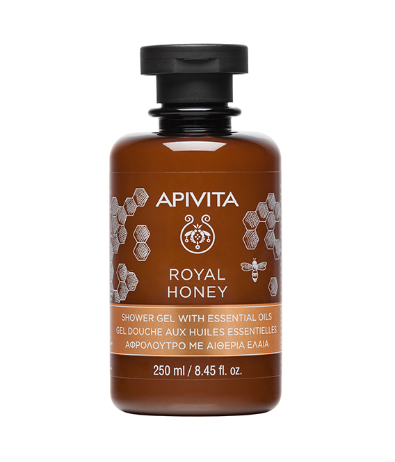 Royal Honey Gel de Ducha