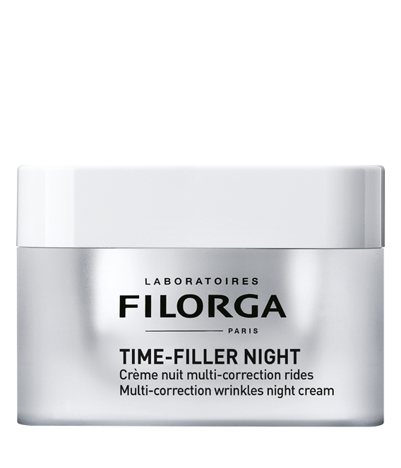 Time Filler Night Crema Nocturna Multicorreción de Arrugas