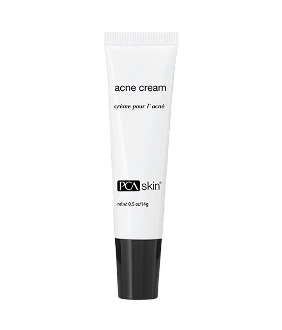 Acne Cream Crema Facial de Noche para Acné