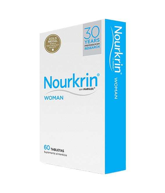 Nourkrin Woman Alopecia Femenina