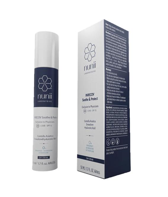 Inrecov Soothe & Protect Fps15 Crema de Día