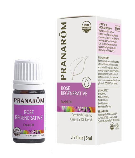 Rose Regenerative Facial Oil