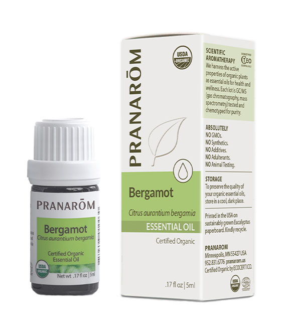 Bergamota (Citrus Aurantium Bergamia)
