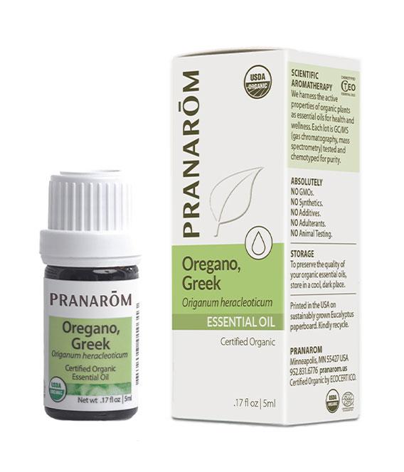Oregano griego (Origanum Heracleoticum)